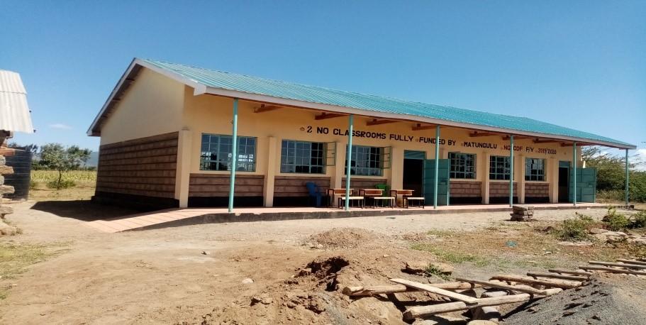 Donyo coffee Primary School