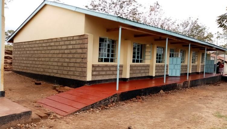 Kanzalu Primary School-2No. Classrooms Construction